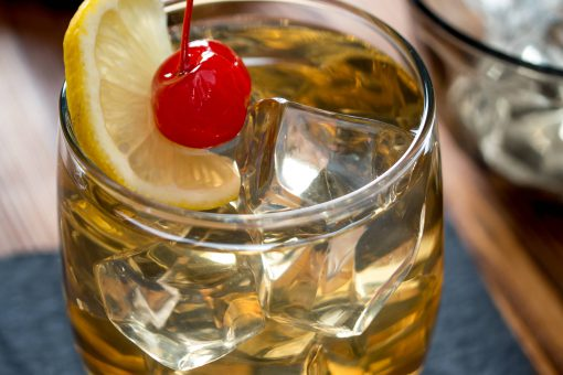 The Best Whiskey Sour recipe, ingredients, variation